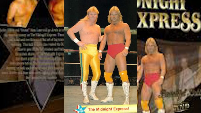 MIDNIGHT EXPRESS (EATON & LANE) SHOOT INTERVIEW