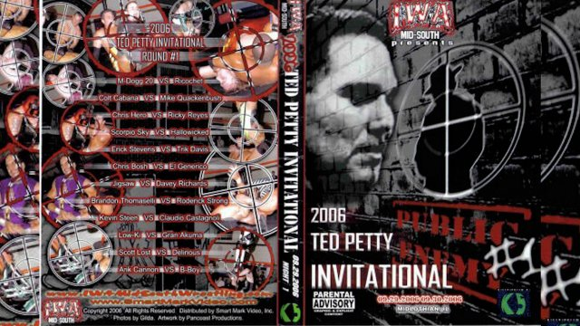 IWA Mid-South: 2006 Ted Petty Invitational - Night 1