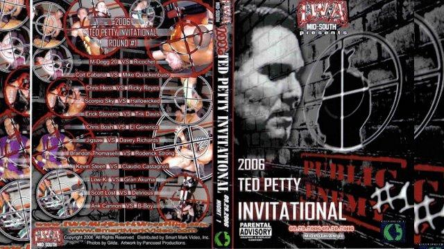IWA Mid-South: 2006 Ted Petty Invitational - Night 2