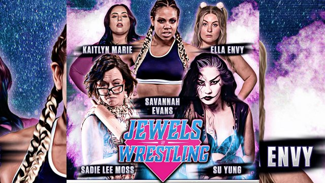 Jewels Of Wrestling 1