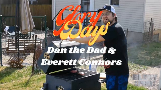 Glory Days w/ Dan The Dad: Everett Connors