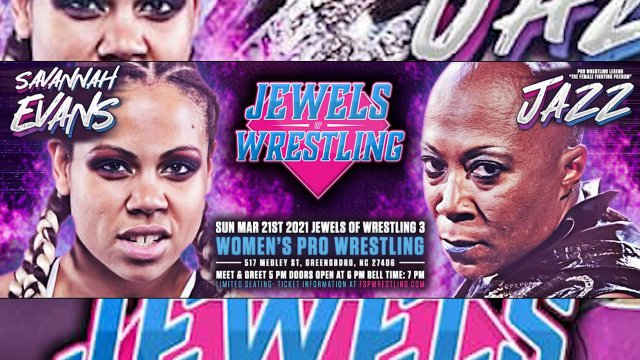 Jewels Of Wrestling 3