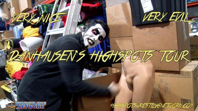 Danhausen's Highspots Tour