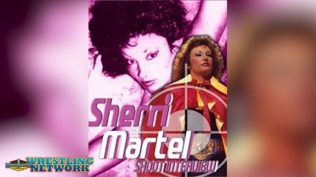 Sherri Martel Shoot Interview