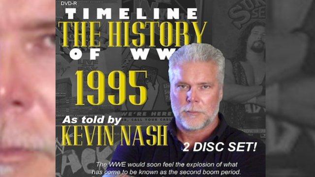 Timeline of the WWE: 1995 Kevin Nash