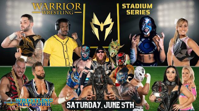 Warrior Wrestling: Stadium Series 2021 Night 1