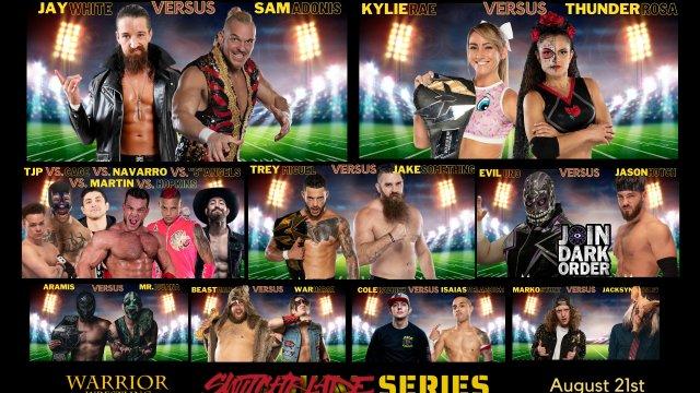 Warrior Wrestling: SwitchBlade Series August 2021