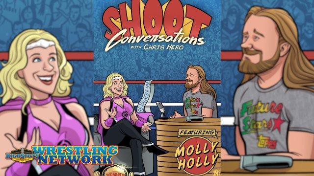 Shoot Convos w/ Chris Hero: Molly Holly