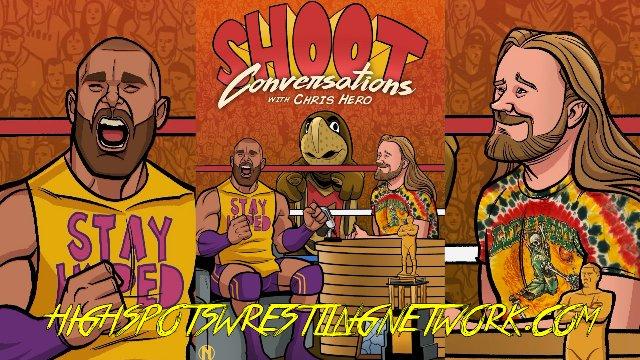 Shoot Conversations w/ Chris Hero: Mojo Rawley
