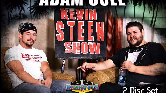 Kevin Steen Show: Adam Cole (Special Bonus Edition)