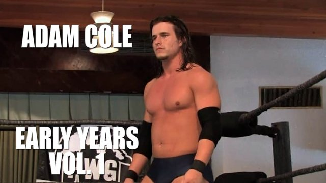 Adam Cole: The Early Years Vol 1