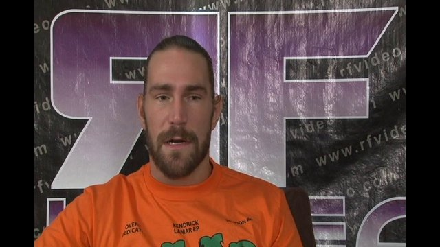 Chris Hero RF Shoot part 1