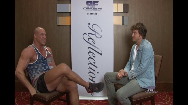 Reflections: Kurt Angle