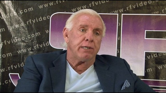 Ric Flair Shoot Interview (2013)