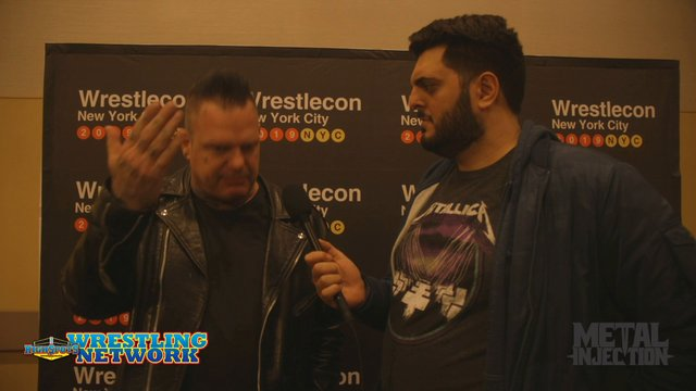 Metal Injection Wrestlecon Special
