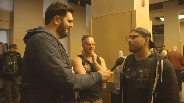 Metal Injection Interviews: Joey Janela & Chris Dickinson