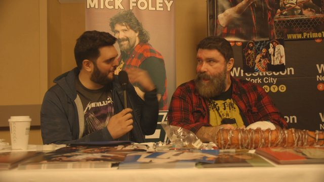 Metal Injection Interviews: Mick Foley