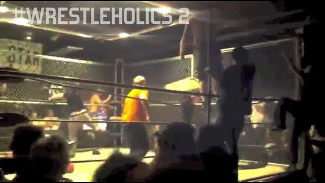 WrestleHolics 2