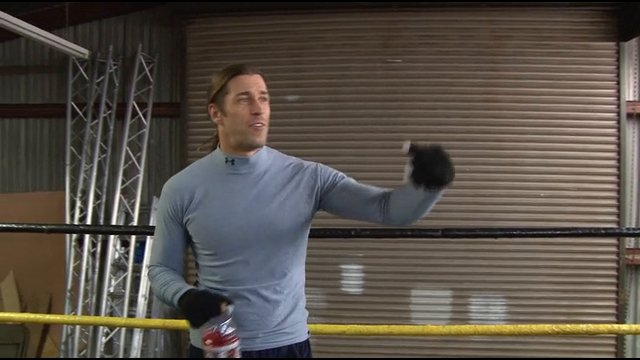 In The Ring: Stevie Richards