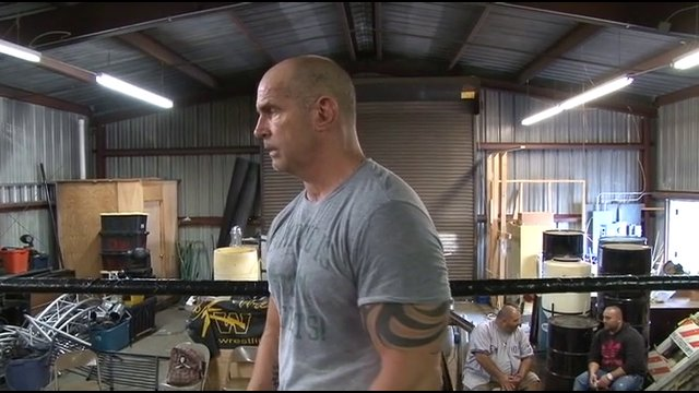 In The Ring: Bob Holly