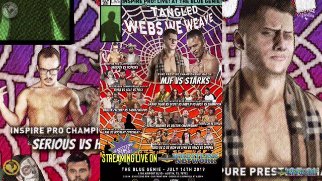 Inspire Pro: Tangled Webs We Weave IPPV replay