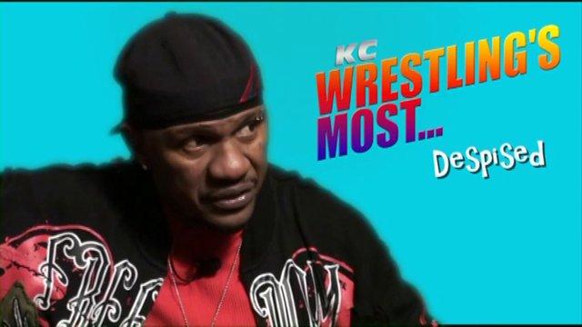 Wrestling's Most...Despised