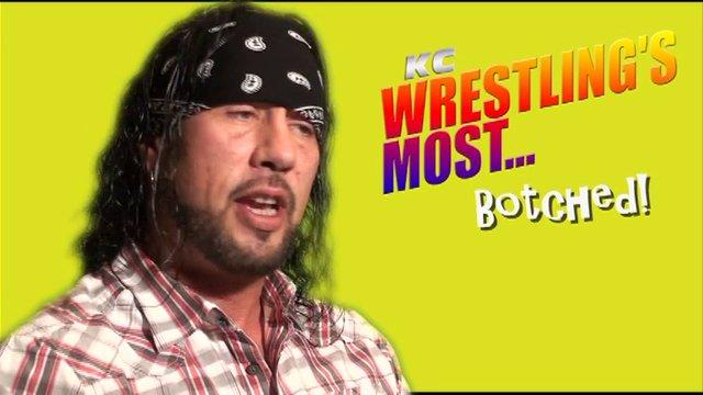 Wrestling's Most... Botched