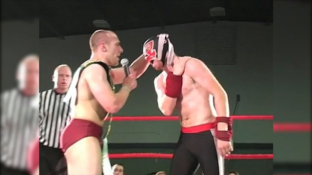 Generico VS Danielson (Two PWG Matches)