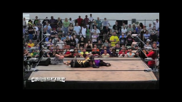 Crossfire Wrestling (08-04-2012)