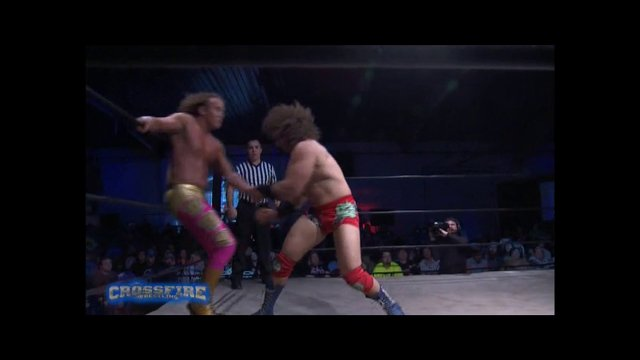 Crossfire Wrestling (01-05-2013)