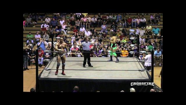 Crossfire Wrestling (09-01-2012)