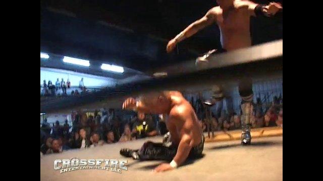Crossfire Wrestling (05-19-2012)