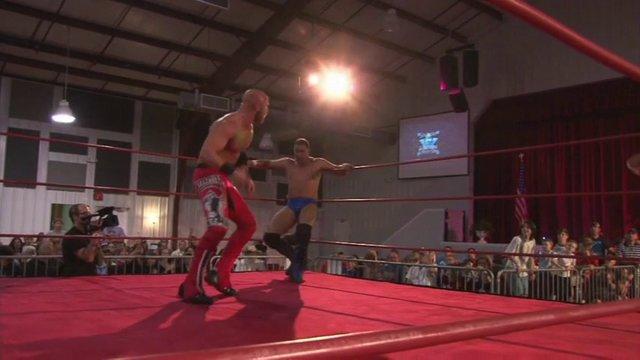 Southern Wrestling Superstars (09-14-2013)