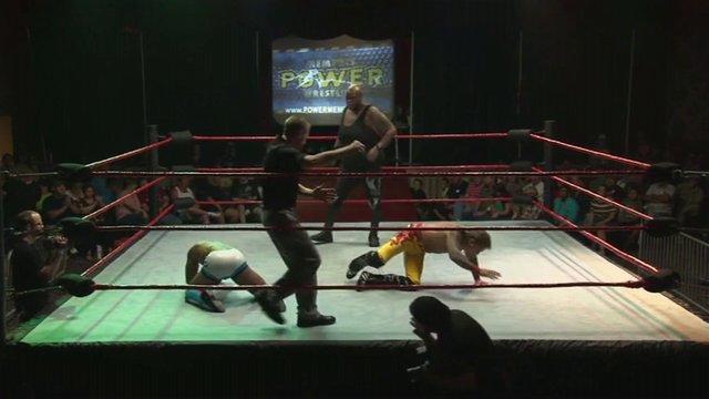 Memphis Power Wrestling (09-13-2013)