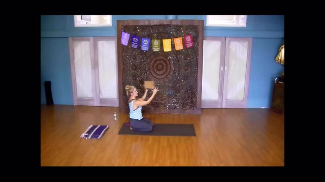 FREE Yoga Demo with Molly Masaoka
