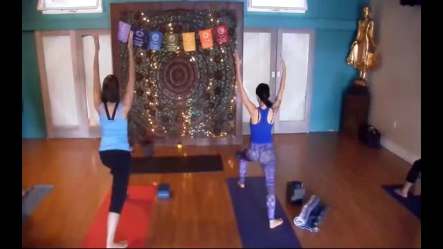 Flow Yoga with Molly Masaoka