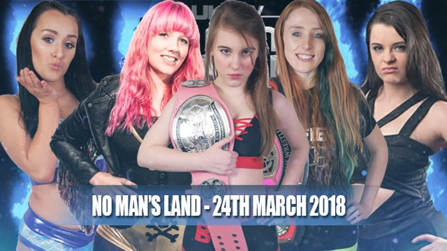 UKWW No Man's Land 24-03-18