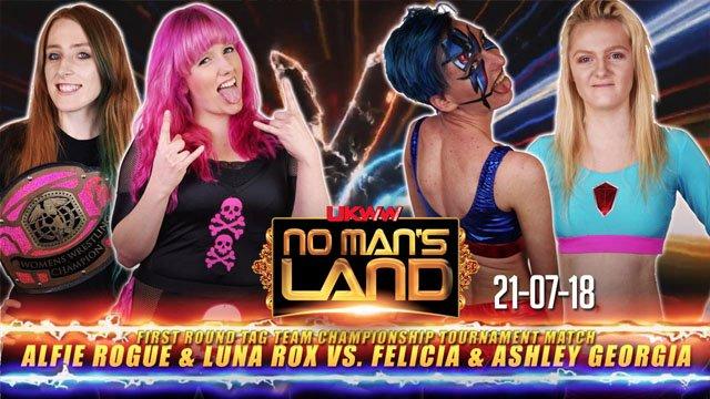 UKWW No Man's Land 21-07-18