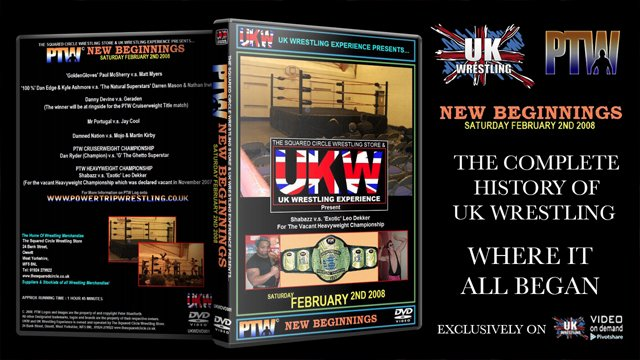 UKW/PTW New Beginnings 02-02-08