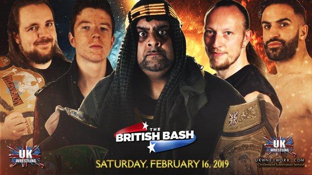 UKW British Bash 16-02-19