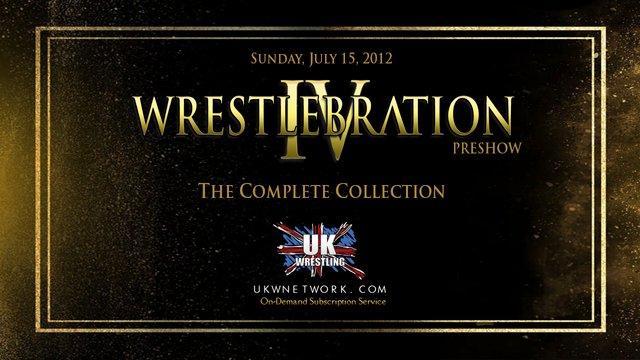 Wrestlebration 4 Preshow