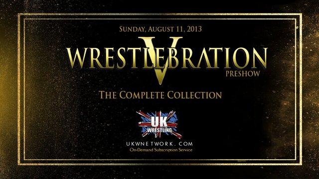 Wrestlebration 5 Preshow
