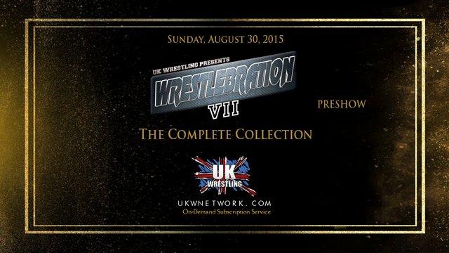 Wrestlebration 7 Preshow