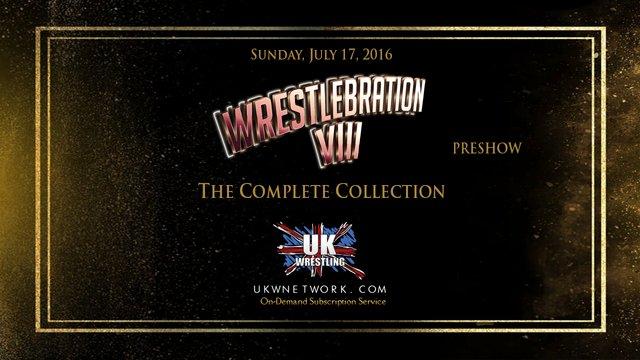 Wrestlebration 8 Preshow