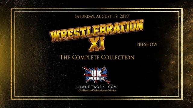 Wrestlebration 11 Preshow