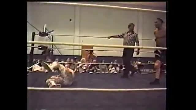 SEW Shane Eden vs Jose Guerrero