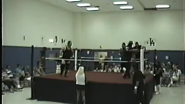 Wildfire and Slater vs Robert Mullingan and Donnie Fargo