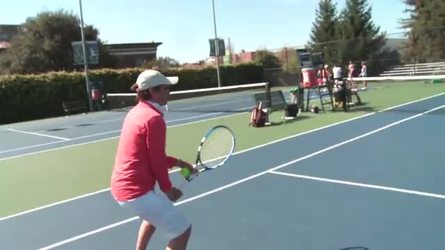 Serve & Volley Success - Footwork