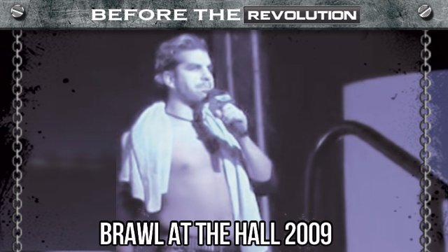 Brawl At The Hall 2009