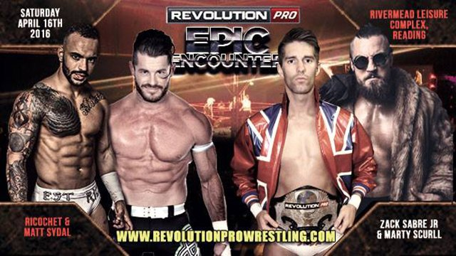 Revolution Pro Wrestling | Powerslam TV